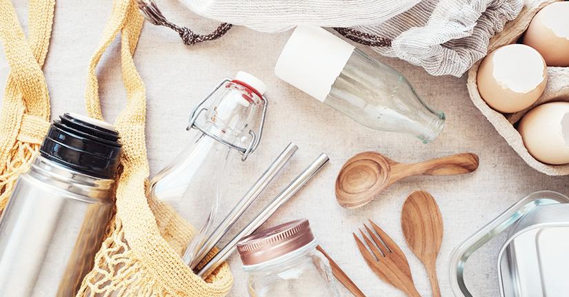 Adoria - Loi anti-gaspillage : objectif zéro plastique à usage unique en 2040