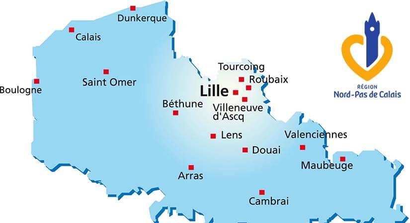 Adoria - La région Nord-pas-de Calais sélectionne Adoria pour ses 160 lycées