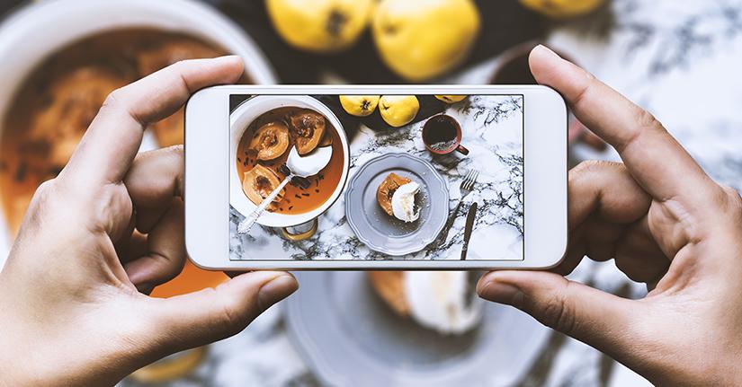 Adoria - Instagram : Outil de communication incontournable pour la restauration