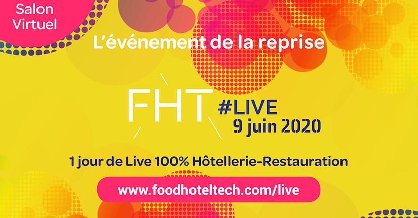 Adoria - Food Hotel Tech #LIVE : le salon en ligne 100% CHR