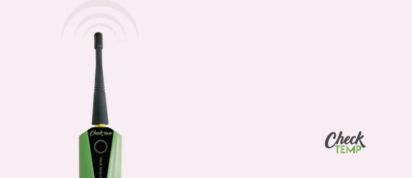 Adoria - Solution PMS : Capteur thermique connecté Check TEMP®