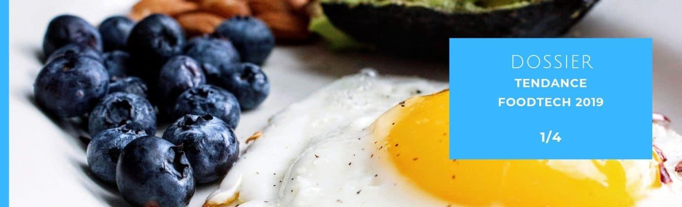 Adoria - Tendance FoodTech 2019 : Nouvelles expériences de consommation & Big data (1/4)