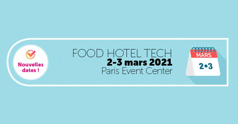 Adoria - Le salon Food Hotel Tech reporté à 2021