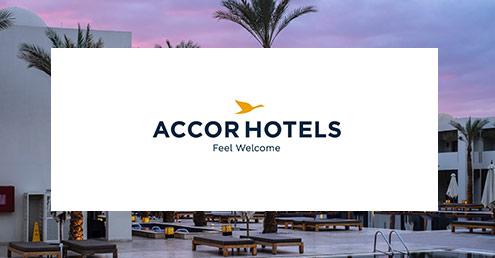 Adoria - Communiqué de presse : le groupe Accor hôtels séduit Adoria