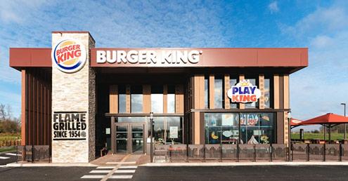 Adoria - Success story Adoria | Burger King fait le choix du Made In France pour son ERP