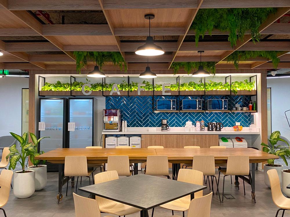 Adoria - 5 tendances à suivre pour votre restaurant d'entreprise