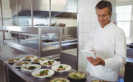 Adoria - Un ERP pour fluidifier la production des repas