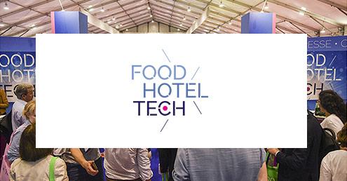 Adoria - Adoria participe à Food Hotel Tech 2019  le salon Digital et Tech 100% Hôtellerie et Restauration