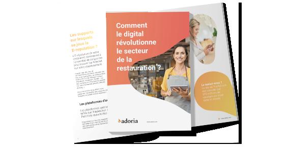 Adoria - Comment le digital révolutionne le secteur de la restauration ?