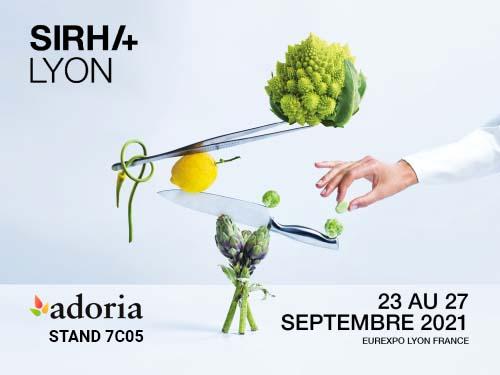 Adoria - Adoria sera présent au salon SIRHA de Lyon
